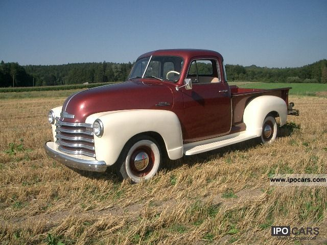 Chevrolet  3100 1959 Vintage, Classic and Old Cars photo