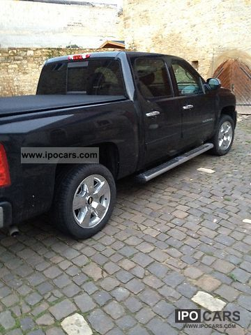 Chevrolet  Silverado 2010 Liquefied Petroleum Gas Cars (LPG, GPL, propane) photo
