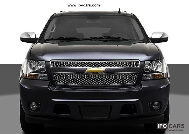2011 Chevrolet Suburban Lt Mod 2012 Car Photo And Specs