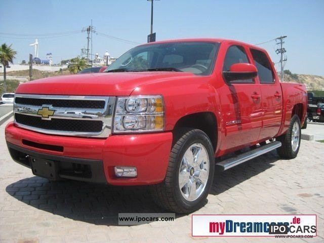 2012 Chevrolet  Silverado 1500 LTZ V8 T1 BRHV 2011: $ 43,900 Off-road Vehicle/Pickup Truck Used vehicle photo