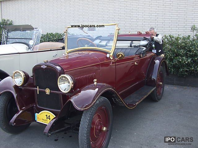 Chevrolet  Capitol Dr. AA Car Restored 1927 Vintage, Classic and Old Cars photo