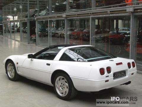 1997 Chevrolet  C4 Corvette Targa 1.600km Cabrio / roadster Used vehicle photo