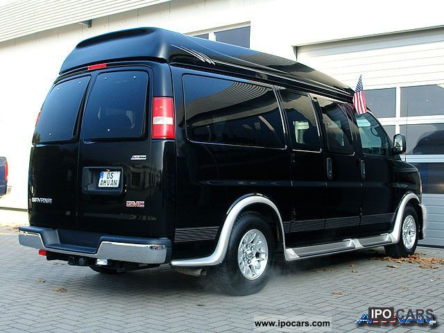 2008 Chevrolet Chevy Van 1 Hand Gas Super Chic Car