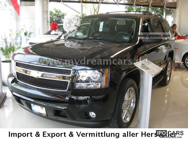 2012 Chevrolet  Tahoe Z71 5.3l V8 Luxury 2011 T1 BRHV: $ 46,900 Off-road Vehicle/Pickup Truck Used vehicle photo