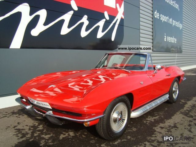 1964 Chevrolet  Corvette Sting Ray Cabrio / roadster Used vehicle photo