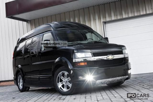2011 Chevrolet  EXPLORER CONVERSION VAN | EXPORT $ 63,900 $ $ Limousine New vehicle  			(business photo