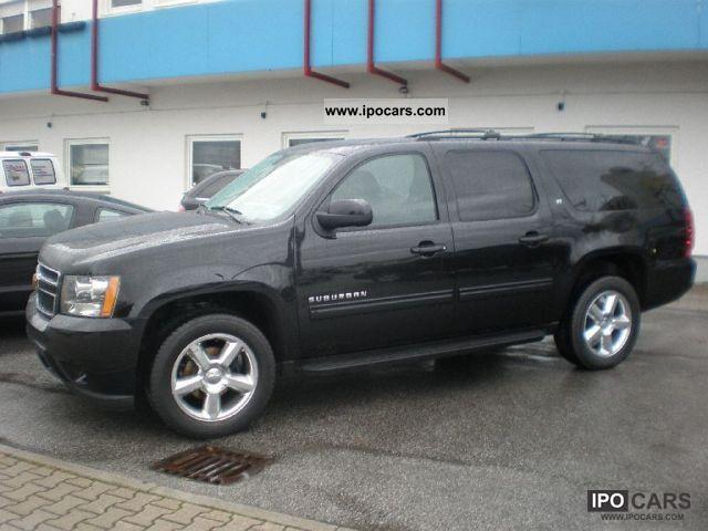 Chevrolet  2012 SUBURBAN 4x4 LT3 E85 ETHANOL 2011 Ethanol (Flex Fuel FFV, E85) Cars photo
