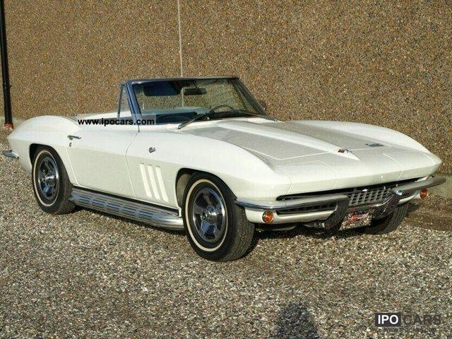 1966 Chevrolet  Corvette Convertible 5.7 Cabrio / roadster Used vehicle photo