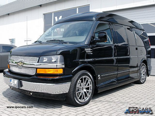 2011 Chevrolet  Expl Ltd. X-SE 2011 - FUEL: E85; EURO 5 Van / Minibus Used vehicle photo