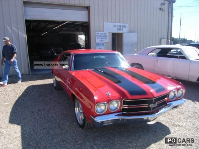 1970 Chevrolet  CHEVELLE Sports car/Coupe Used vehicle (business photo