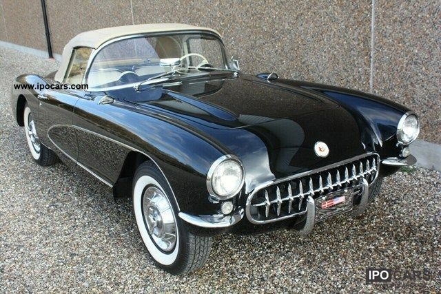Chevrolet  Corvette 4.6 V8 Convertible 283cui 1957 Vintage, Classic and Old Cars photo