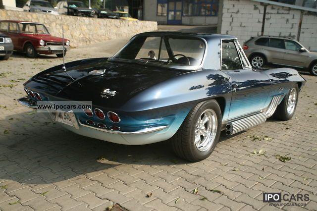 1964 chevrolet corvette mako shark one of a kind car car photo and specs. Black Bedroom Furniture Sets. Home Design Ideas
