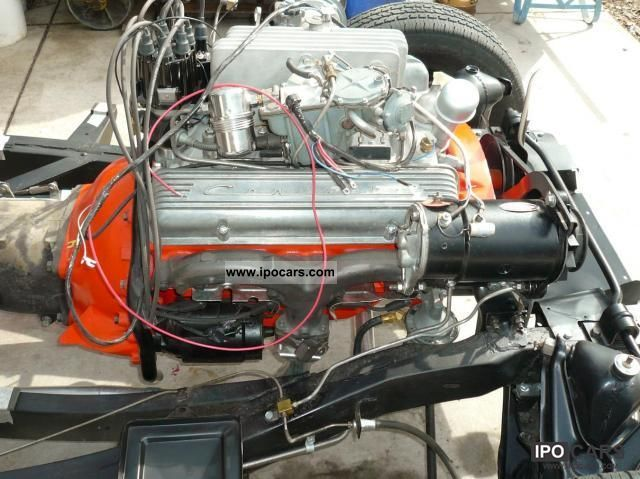 1959 Chevrolet C1 Corvette Fuel Injection matching numbers - Car Photo and Specs