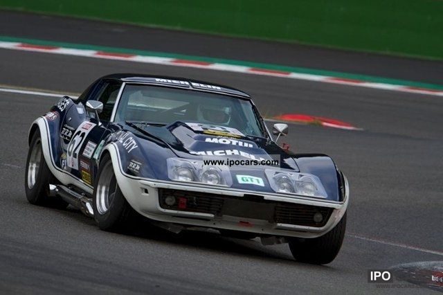 1971 Chevrolet  Corvette C3 Sports car/Coupe Classic Vehicle photo