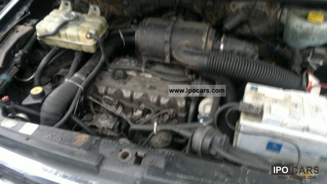 Chrysler voyager 2.5 td 1995