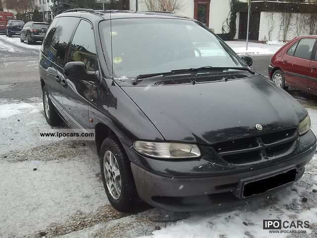 chrysler voyager 2000 - photo #15