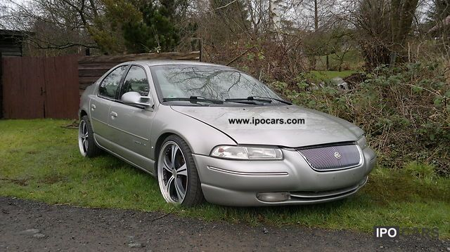 1995 Chrysler Cirrus LXi 5.2 Limousine Used vehicle photo 1