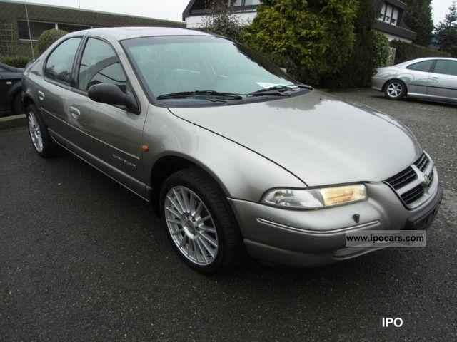 1998 Chrysler Stratus 25 LX