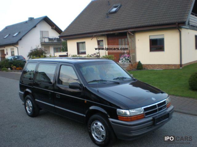 1992 chrysler voyager 2 5 se related infomation specifications weili automotive network. Black Bedroom Furniture Sets. Home Design Ideas