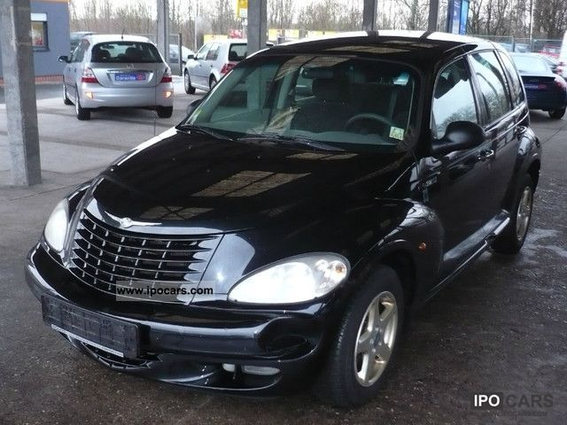 2002 chrysler pt cruiser 2 2 crd 1 manual air ride. Black Bedroom Furniture Sets. Home Design Ideas