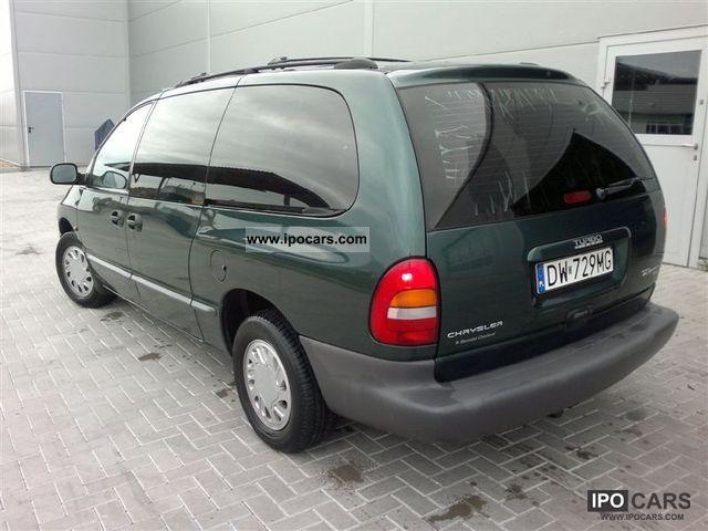 Chrysler grand voyager 1999 images