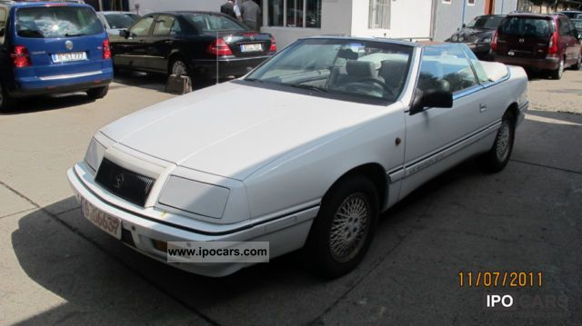 1992 chrysler le baron lx v6 3 0 gtc new hu top condition car photo and specs. Black Bedroom Furniture Sets. Home Design Ideas