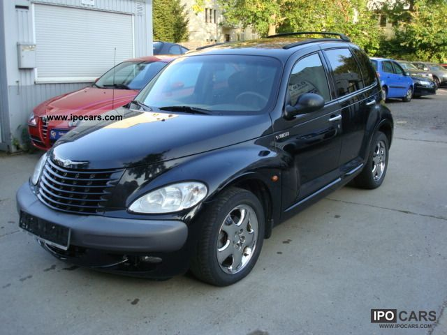 2000 chrysler pt cruiser 2 0 touring car photo and specs. Black Bedroom Furniture Sets. Home Design Ideas