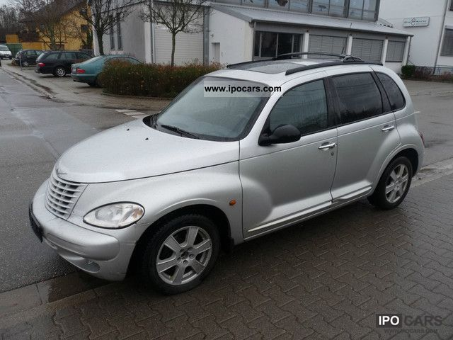 2004 chrysler pt cruiser 2 2 crd diesel cruise control navi 3 car photo and specs. Black Bedroom Furniture Sets. Home Design Ideas