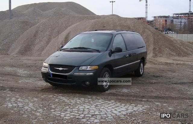 Chrysler  TOWN & COUNTRY LIMITED 2000 Liquefied Petroleum Gas Cars (LPG, GPL, propane) photo