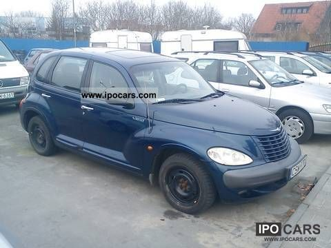 2000 chrysler pt cruiser 200 car photo and specs. Black Bedroom Furniture Sets. Home Design Ideas