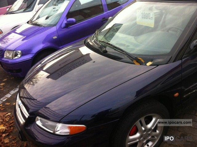 1997 Chrysler  Stratus Cabrio / roadster Used vehicle photo