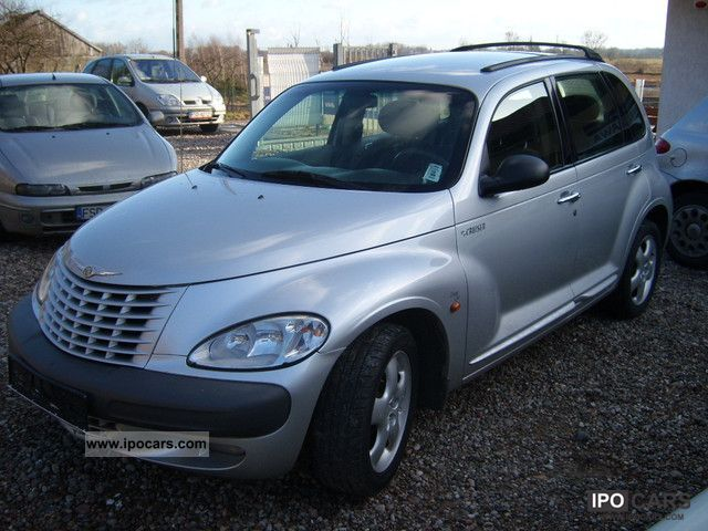 2000 chrysler pt cruiser 141 hp car photo and specs. Black Bedroom Furniture Sets. Home Design Ideas