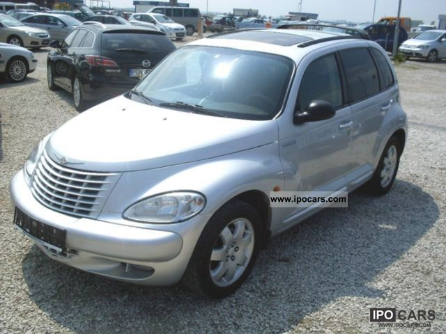 Chrysler  PT Cruiser 2.0 16V AIR GAZ SEKW. AUTOMATIC ZARJE 2010 Liquefied Petroleum Gas Cars (LPG, GPL, propane) photo