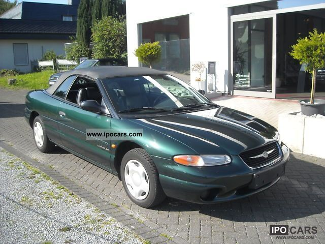 chrysler stratus car photo  specs