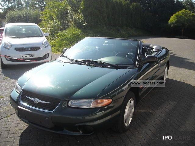 Chrysler Stratus Lgw on 2000 Chrysler Sebring Engine