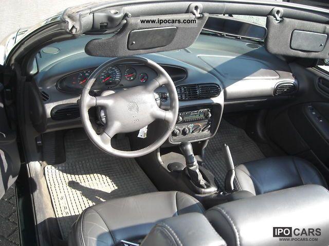 Chrysler Stratus Lgw on 96 Chrysler Sebring