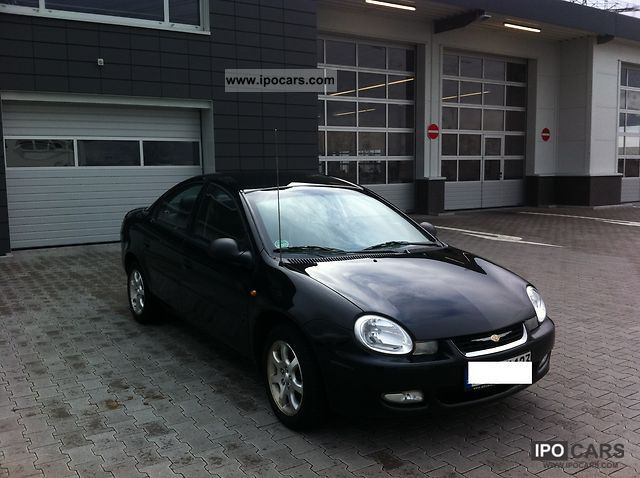 Chrysler  Neon 2.0 petrol / LPG 2002 Liquefied Petroleum Gas Cars (LPG, GPL, propane) photo