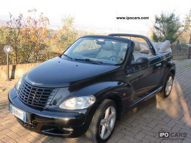 2007 Chrysler  PT Cruiser Cabrio / roadster Used vehicle photo