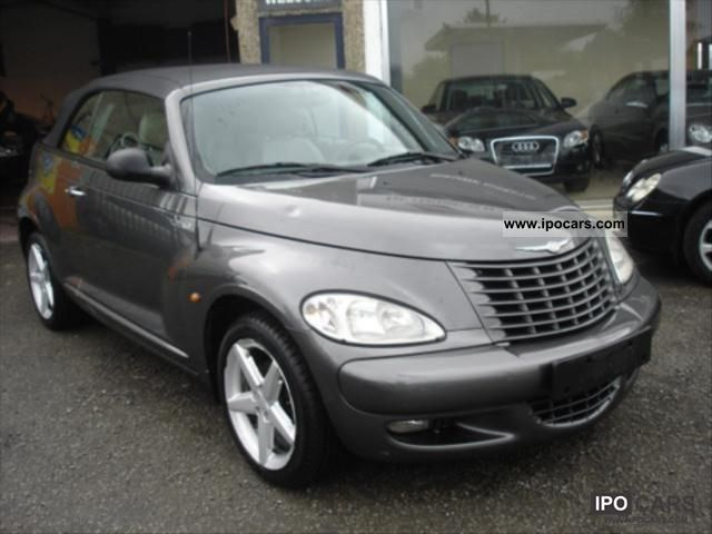 2006 Chrysler Pt Cruiser Gt 2 4 Turbo Cabrio Roadster