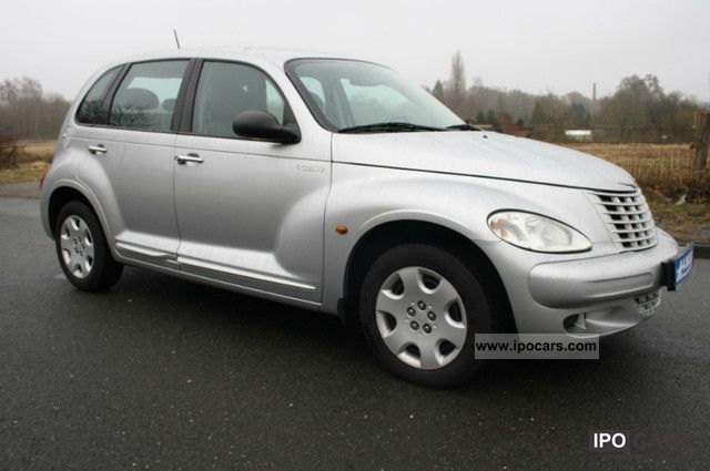 2006 chrysler pt cruiser 2 2 crd touring car photo and specs. Black Bedroom Furniture Sets. Home Design Ideas