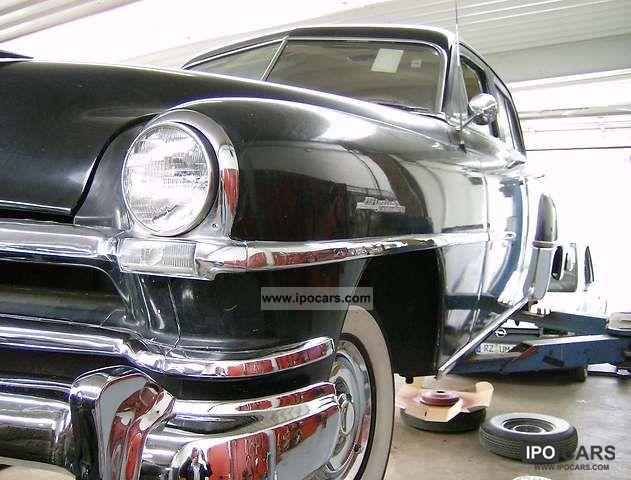 1952 Chrysler  Windsor Deluxe Limousine Used vehicle photo
