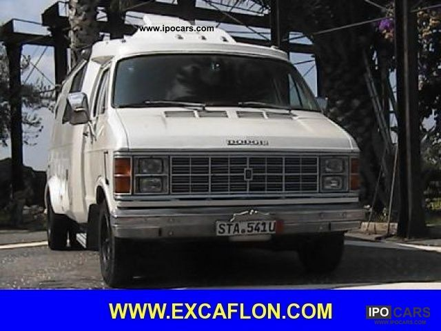 Chrysler  Grand Voyager DODGE CAMPER / gas 1981 Liquefied Petroleum Gas Cars (LPG, GPL, propane) photo
