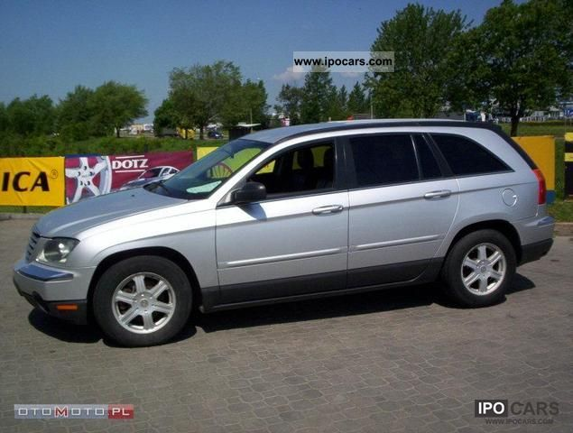 by make chrysler 2004 pacifica 2004 chrysler pacifica estate car. Cars Review. Best American Auto & Cars Review