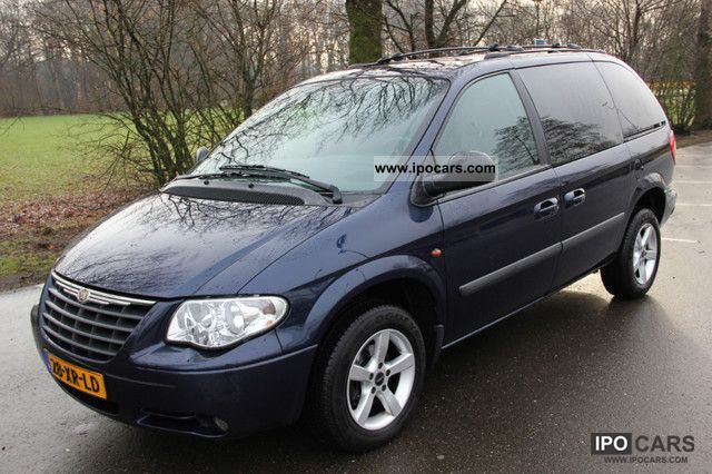 Chrysler  Voyager 2.4 Business Edition GPS 2007 Liquefied Petroleum Gas Cars (LPG, GPL, propane) photo