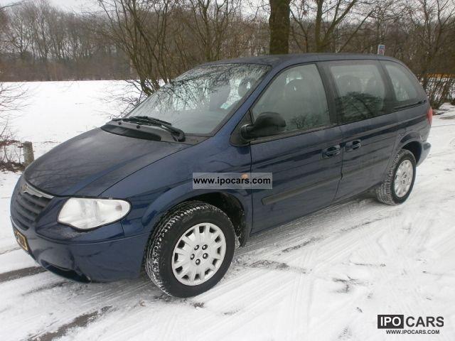 2008 Chrysler  Voyager 2.4 Business Edition GPS Van / Minibus Used vehicle photo
