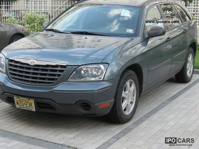 2005 Chrysler  2005 CHRYSLER PACYFICA AWD Other Used vehicle photo