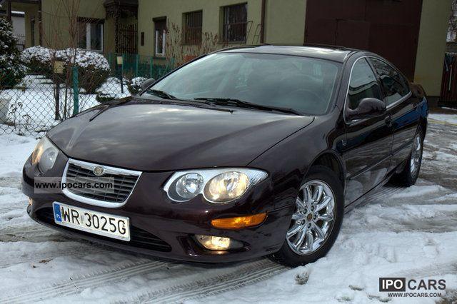 2004 Chrysler  300m, salon polska serwisowany, perfekcyjny stan Limousine Used vehicle photo