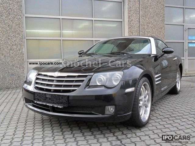 2003 Chrysler  Crossfire Automatic Sports car/Coupe Used vehicle photo
