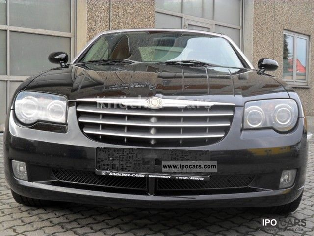 2003 Chrysler Crossfire Automatic Sports car/Coupe Used vehicle photo ...