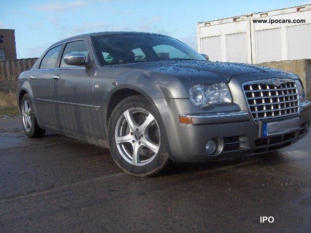 2006 Chrysler  300C 3.0 CRD 7490, - € net / auto / Xenon Limousine Used vehicle photo